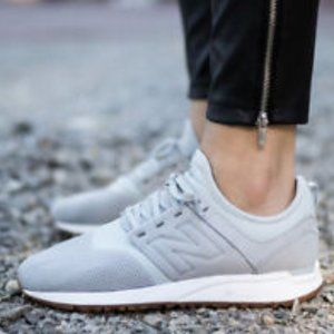 Women's New Balance 247 Grey Sneakers